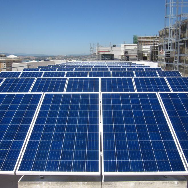 algarve solar panels